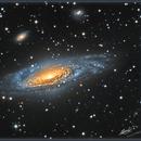 NGC7331,                                Marcos Michel