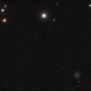 M 53 und NGC 5053,                                Gottfried Meissner