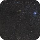 "Messier 11 ""Wild Duck Open Cluster"" & NGC6704,                                Tyco"