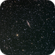 NGC 891,                                Станция Албирео