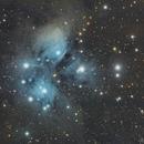 M45 Pleiades,                                Angelillo
