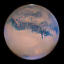 Mars & Elysium Montes,                                Giovanni Calapai