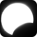 Solar eclipse with prominences,                                Onur Atilgan