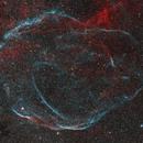 SNR G65.3+5.7 (SH2-91 SH2-94 SH2-96),                                Tayson