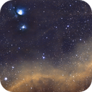 M78 and a little Barnards loop,                                Eric Horton