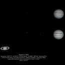 Saturn and Jupiter,                                Dominique Callant