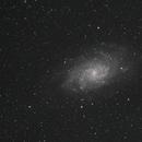 M33 à l'apn non défiltré,                                FranckIM06