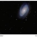 Bodes Galaxy,                                Håvard Kinnerød