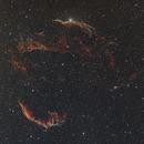 Cygnus Loop,                                John Sim