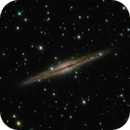 NGC891,                                SwissCheese