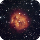 IC 5146 Cocoon nebula,                                keving