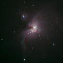 M42 / NGC 1976 Great Orion Nebula,                                  Kristof Dabrowski