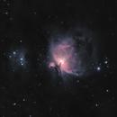 Orion Nebula,                                astromuslim