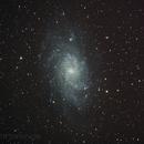 Messier 33,                                petervde