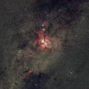 Eta Carinae Nebula,                                Pawel Zgrzebnicki