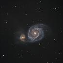 M51,                                Oliver Runde