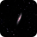 M98: Spiral Galaxy in Coma Berenices,                                jerryyyyy