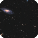 NGC 4258 aka M 106,                                  Fritz