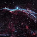Western Veil Nebula (NGC 6960),                                Marco Rapino