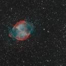 M27 - Dumbbell Nebula,                                Phil Montgomery