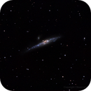 NGC 4631 - Whale Galaxy in Canes Venatici,                                Gustavo Sánchez