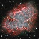 Crab Nebula (some simple science),                                DetlefHartmann