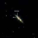 Supernova 2014J in M82,                                Dylan Woodbrey