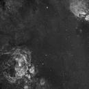 NGC 6334 6367,                                Federico Bossi