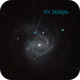 M61 with supernova (SN 2020jfo),                                Nikolay Vdovin