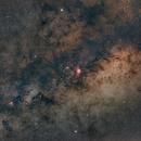 Sagittarius Wide Field,                                Prem K