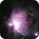 M42 The Orion Nebula LRGBHaOIII,                                Marc Silva