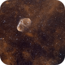 NGC 6888 (Crescent Nebula) HOO,                                HaSeSky