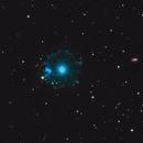 NGC 6543 - Cat's Eye Nebula,                                Kurt Zeppetello