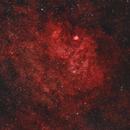 Sh2-54 / NGC 6604,                                Bernhard Zimmermann