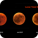 Lunar Total Eclipse on July 27, 2018,                                  Ennio Rainaldi
