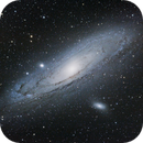 The Andromeda Galaxy,                                Trevor Jones