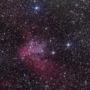 NGC 7380,                                dhuber1
