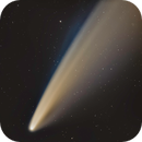 Comet NEOWISE closeup,                                Chad Andrist