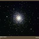 M92 Globular Cluster,                                Duncan Miller