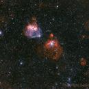 NGC 1850 - LMC,                                Gerson Pinto