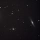 M84, NGC4387, NGC4388 and IC 3303,                                Darktytanus