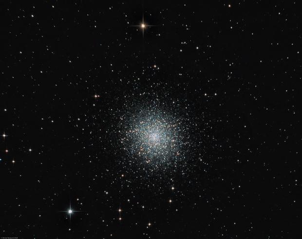The Great Globular Cluster in Hercules (M13),                                Olivier Ravayrol