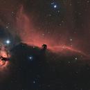 Barnard 33 - Horsehead Nebula (HaHaBG),                                Benny Colyn