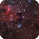 SH2-155, VDB 155 and more nebulae,                                Herbert_W