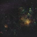 NGC2070 Hubble Palette,                    Diego Cartes