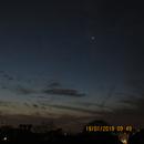 Vénus et Jupiter de la fenêtre de chez moi ! (2),                                  MAZURIEN