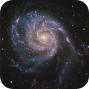 M101 Pinwheel Galaxy,                                astro_m