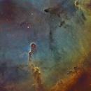 IC1396 - Elephant's Trunk re-edit,                                Tim Hutchison
