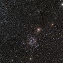 M35 and NGC 2158,                                Riedl Rudolf