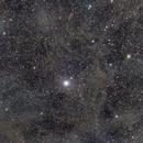 Dusty area around polaris,                                Ben Schmitt